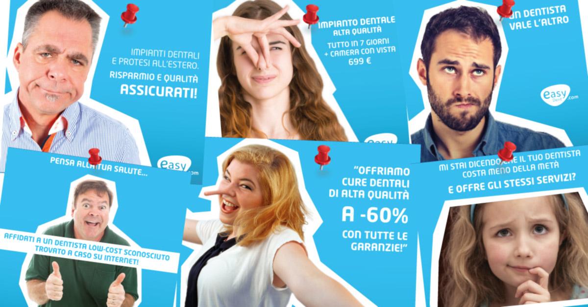 dentisti italia costano troppo easydent