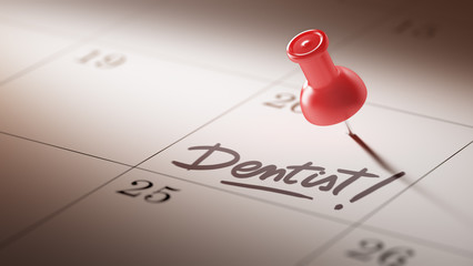 calendario appuntamento dentista