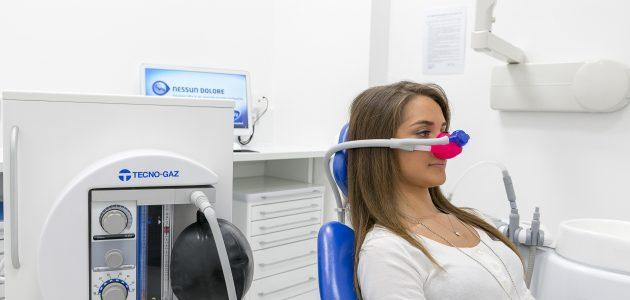 la sedazione cosciente in una clinica easydent