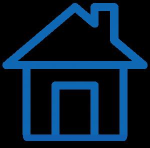 casa stilizzata